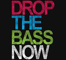 Drop The Bass Now Mens V-Neck T-Shirt