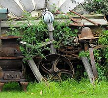 Rusty Relics by Kayleigh Walmsley