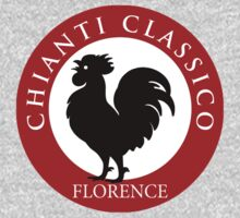 Black Rooster Florence Chianti Classico  Baby Tee