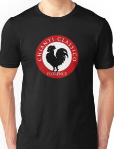 Black Rooster Florence Chianti Classico  Unisex T-Shirt