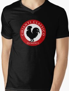 Black Rooster Florence Chianti Classico  Mens V-Neck T-Shirt