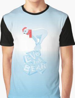 Love the Bear Graphic T-Shirt