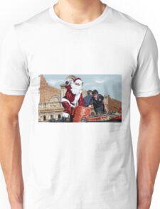 Santa's Down Under Unisex T-Shirt
