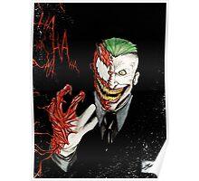 Joker - Carnage Poster