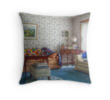 Grandma's House Throw Pillow