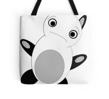 Clumsy Troy Tote Bag