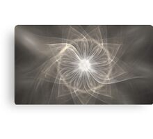 Cloud Petals Canvas Print