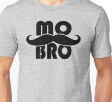 MO BRO for Mustached Gentlemen ~ MOVEMBER Unisex T-Shirt