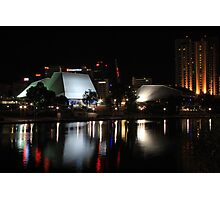 Night River Photographic Print