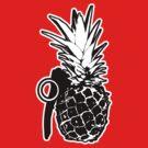 Pineapple Grenade by cadellin