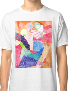 Watercolors Classic T-Shirt