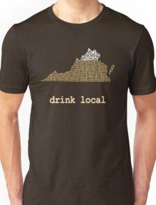 Drink Local - Virginia Beer Shirt Unisex T-Shirt