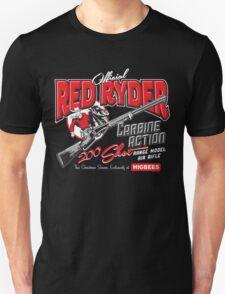 Ralphie's Red Ryder BB Gun!  Dark colored garments T-Shirt