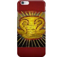 Award for Artist of the month. iPhone Case/Skin
