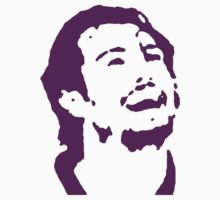 Doughty Face TeeShirt 03 - purple screen by kalitarios