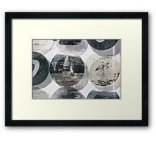 Sail and Surf Framed Print