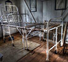 Maternity ward ~ Gilgandra Museum NSW by Rosalie Dale