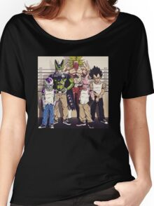 DBZ In Jail Women's Relaxed Fit T-Shirt