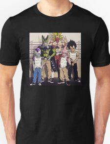 DBZ In Jail T-Shirt