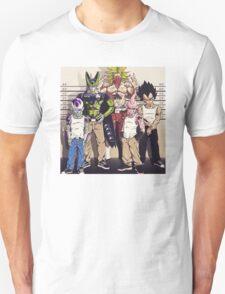 DBZ In Jail Unisex T-Shirt
