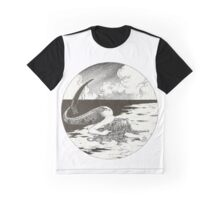 Dead Mermaid Graphic T-Shirt