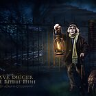 Grave Digger, Haunted Mansion Series by Topher Adam The Dark Noveler by Hugs &amp; Bitchslaps SX Couture