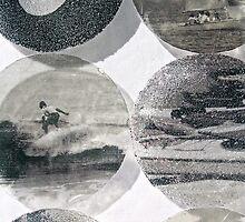 Sail Kyak Surf by Vikki-Rae Burns