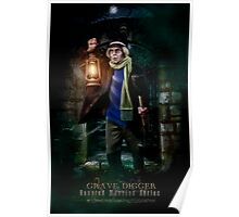 Night Shift, Haunted Mansion Series by Topher Adam The Dark Noveler Poster