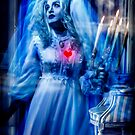 Ghost Bride, Haunted Mansion Series by Topher Adam The Dark Noveler by Hugs &amp; Bitchslaps SX Couture