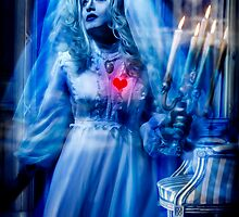 Ghost Bride, Haunted Mansion Series by Topher Adam The Dark Noveler by TopherAdam