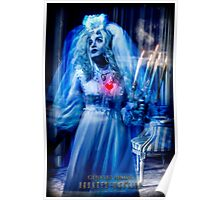 Ghost Bride, Haunted Mansion Series by Topher Adam The Dark Noveler Poster