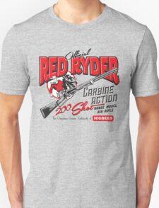 Ralphie's Red Ryder BB Gun!  Light colored garments T-Shirt