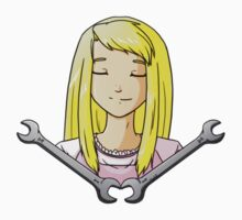 Winry Rockbell - Bust One Piece - Long Sleeve