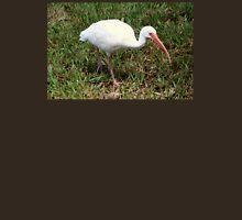 American White Ibis Bird Unisex T-Shirt
