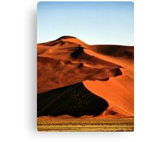 Dramatic Dunes, Namibia Canvas Print