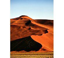 Dramatic Dunes, Namibia Photographic Print