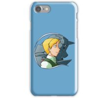 Alphonse Elric - Bust iPhone Case/Skin