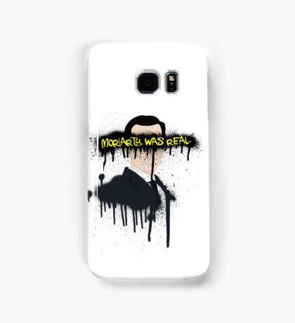 Moriarty was real Samsung Galaxy Case/Skin