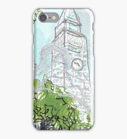 sculpture in madison square park iPhone Case/Skin