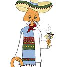 Cinco de Meow by redqueenself