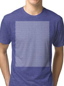 Small Circles all over. Tri-blend T-Shirt