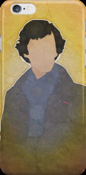 Sherlock by favoritedarknes