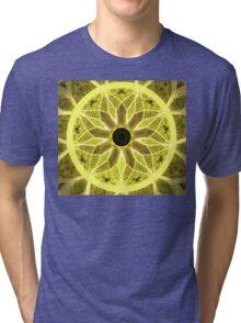 Yellow Rays Tri-blend T-Shirt
