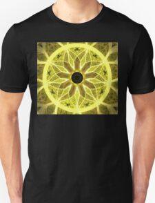 Yellow Rays Unisex T-Shirt