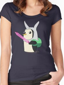 Cosplay Time! Women's Fitted Scoop T-Shirt