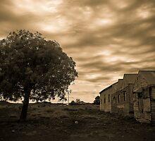 Gold Town by Joe Asselin