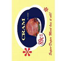 Cram Classic Photographic Print