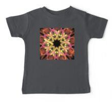 Starry Flower Baby Tee