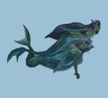Mermaids Kids Clothes