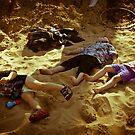Sand Angels by Jaysen Edgin